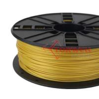 1.75mm ABS Filament Yellow-gold