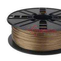1.75mm ABS Filament Gold