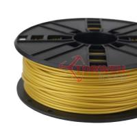 3mm ABS Filament Yellow-gold
