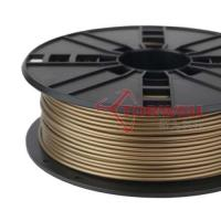 3mm ABS Filament Gold