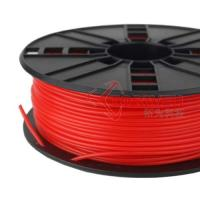 3mm ABS Filament Fluorescent red