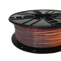 1.75mm ABS Filament Purple to pink