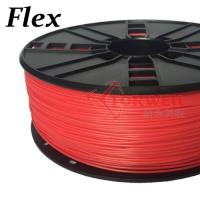 1.75mm Flexible Filament Red