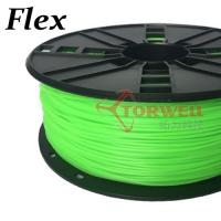 1.75mm Flexible Filament Green