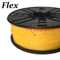 1.75mm Flexible Filament Yellow