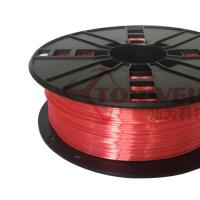 1.75mm Silk Filament Red