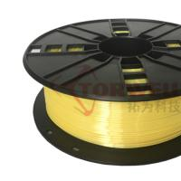 1.75mm Silk Filament Yellow