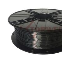 3mm Silk Filament Black
