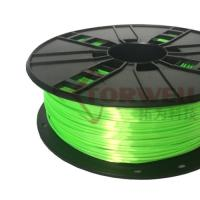 3mm Silk Filament Green
